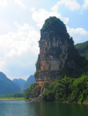 The Li River, Guangxi China