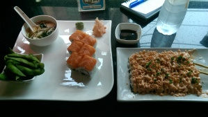 Sushi Lunch on Valentine's Day!