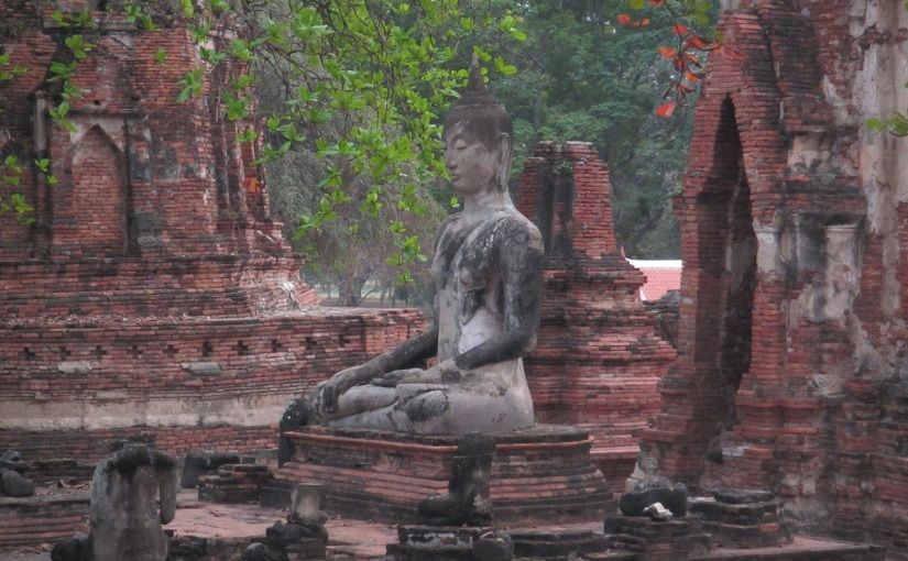 Ayutthaya:  The Ancient Capital of Thailand