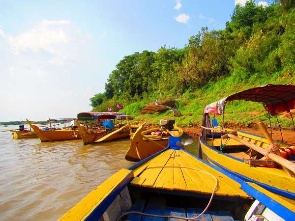 Kratie – Home of the IrrawaddyDolphins