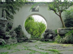 Gardens in Suzhou