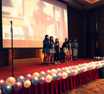 The IG2 (grade 8) clas singing a Taylor Swift Song