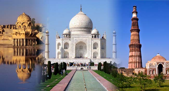 Should I go to India?  The Golden Triangle