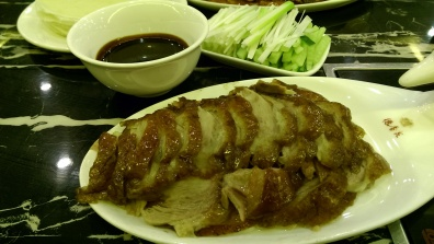 Peking Duck is a MUST try!