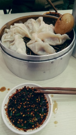 Dumplings are a regular for anyone living in China