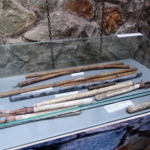 Weapons used against these POWs