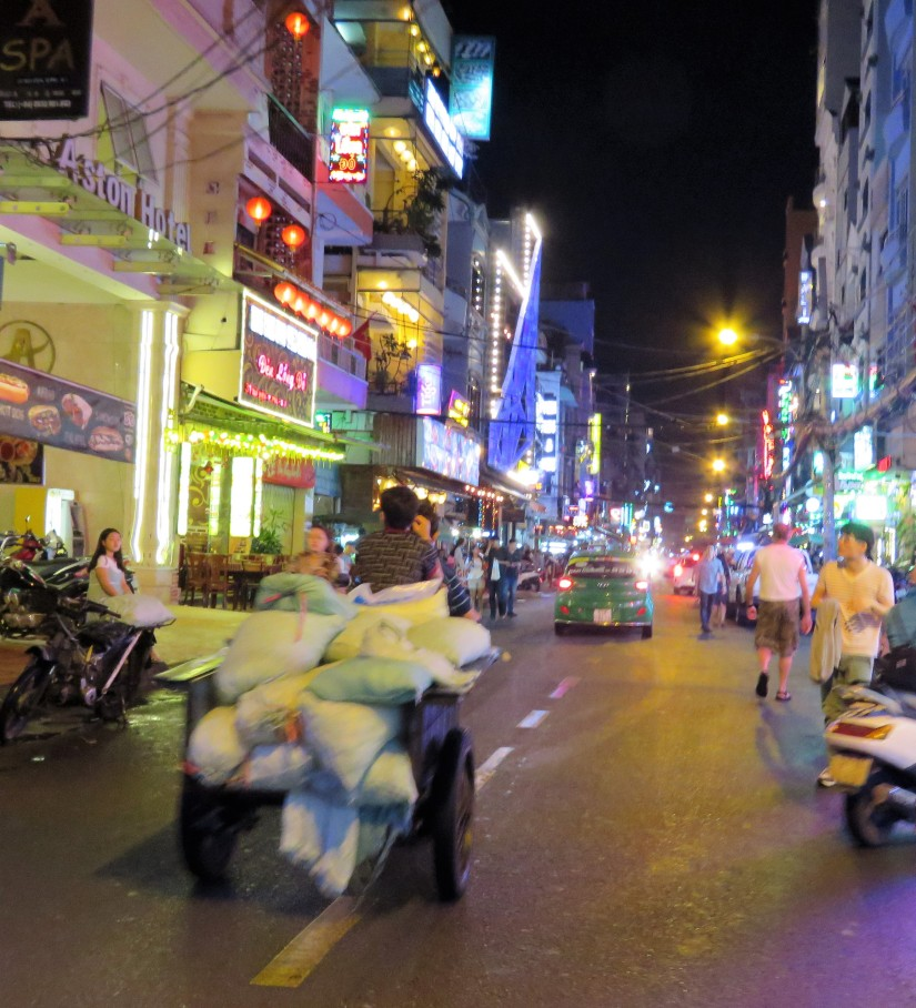The Sights of Saigon