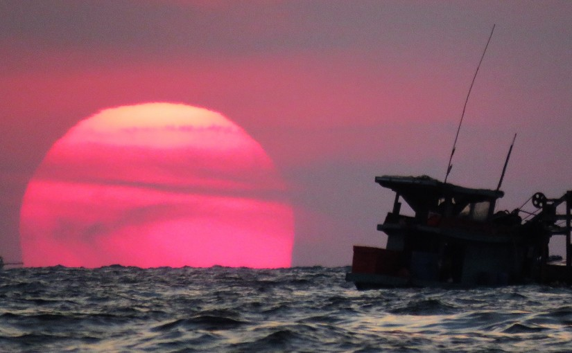 Sun Sets & Sea Food – Our Week in PhuQuoc