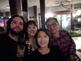 Linda and Paul are Taiwanese. We became friends over the past 3 years because Linda's parents own a restaurant we like