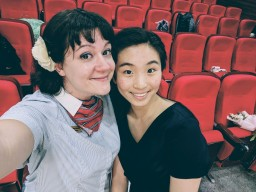 """This is Angel. She's the reason I was crying. She came up and gave me a hug and whipered 'thank you' in my ear and I just couldn't stop. As a teacher, you pour yourself into your students. You spend all your free time grading their work and helping them on Wechat. You spend you life getting them ready for exams and making sure that they're getting the best education you can provide. Unfortunately, teaching teenagers can be pretty thankless. They often forget about their foreign teachers because we aren't as important at the school as the Chinese staff. It's amazing what one quiet """"Thank You"""" can make you feel. Also...I know teachers aren't suppose to have favourites...but Angel is one of my favourite students ever. She's kind and intelligent as she is beautiful."""