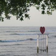 A swing to show couples in love.....